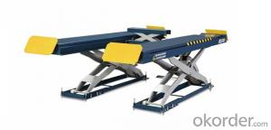 Scissor Lift Manufature/Car Lift Factory/Auto Lift With Ce