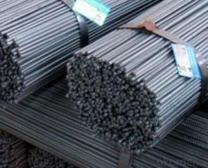 Chrome Alloy Deformed Steel Bar of Hot Rolled