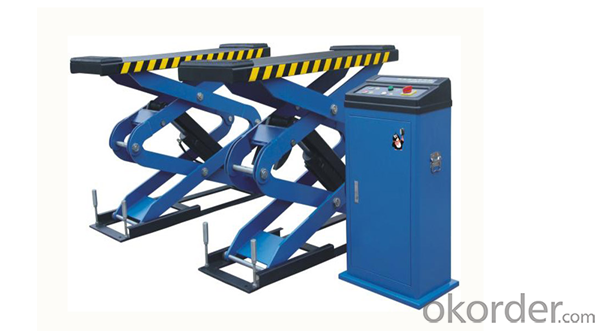 Automobile Lift/Car Lift/Automotive Lift/Electronic Scissor Lift