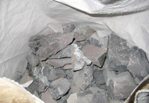 Calcium Carbide With High And Stable Quality