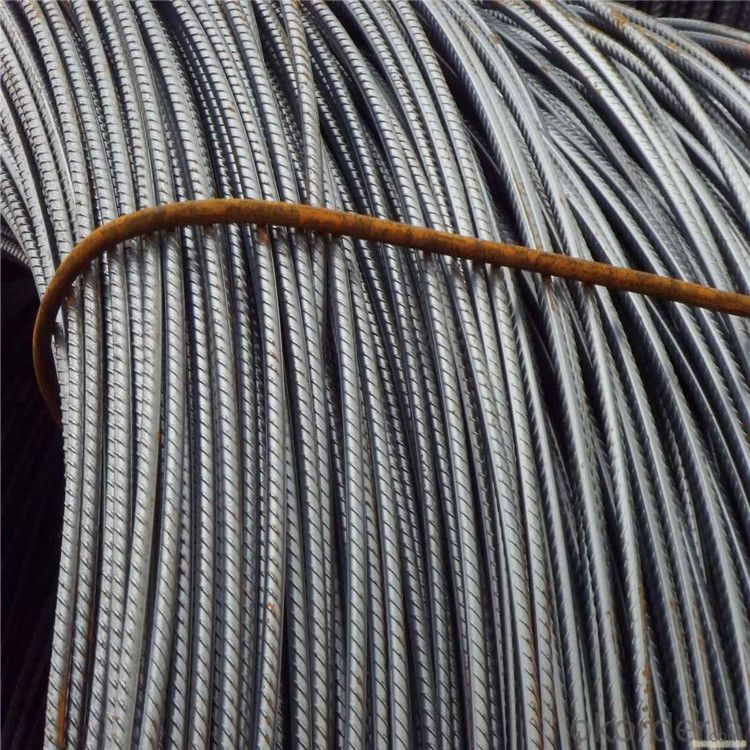 Steel Rebar HRB400 Grade for Building Material