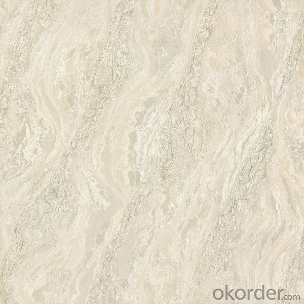 Polished Porcellain Tile Double Loading Original Stone Serie CMAX-8304
