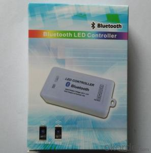 LED Bluetooth Controller RGB Controller RGBW Controller