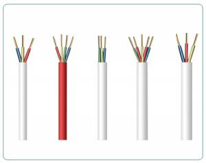 SYV Type Coaxial Cable Manufacturing Practice Preparation