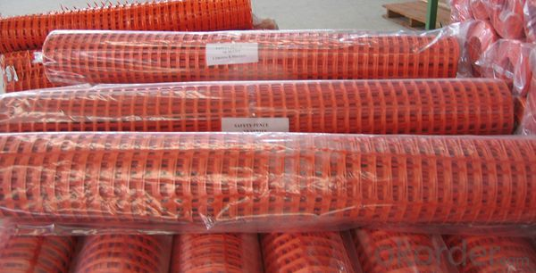 Warning Fence Net and Safety Net SR110GSM