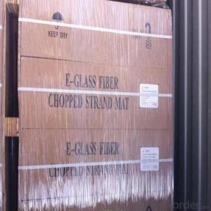 100g-900g/m2 Fiberglass Chopped Strand Mat