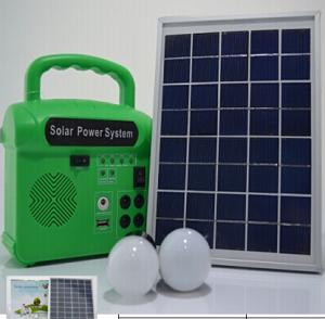 CNBM Solar Home System Roof System Capacity-50W