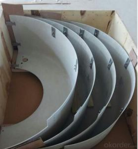 FRP Pultruded Profile Fiberglass From China