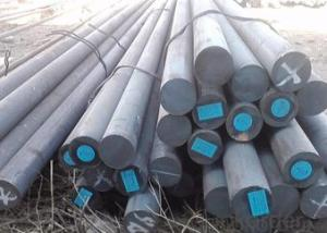 Chrome Chinese Standard Round Bar with Prime Newly Produced Hot Rolled Alloy
