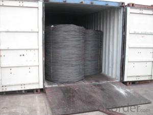 SAE1006Cr Carbon Steel Wire Rod 9mm for Welding