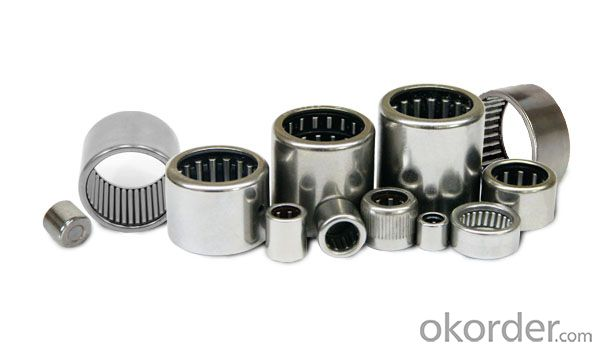 HK 4014 Drawn Cup Needle Roller Bearings HK Series High Precision