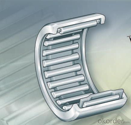 HK 1717 RS Drawn Cup Needle Roller Bearings HK Series High Precision