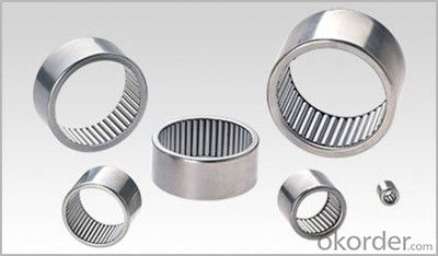 HK 4218 Drawn Cup Needle Roller Bearings HK Series High Precision
