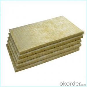 Buy fireproof rock wool insulation 50mm board price size for Rockwool insulation board