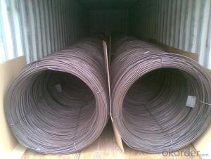 SAE1006Cr Carbon Steel Wire Rod 16mm for Welding