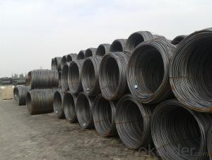 SAE1006Cr Carbon Steel Wire Rod 14.5mm for Welding