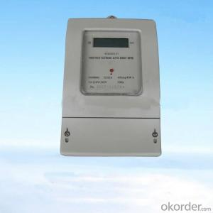 DTS866 Three Phase Energy Eeter/ Energy Limiter