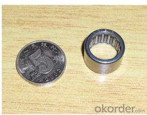 HK 2816 Drawn Cup Needle Roller Bearings HK Series High Precision