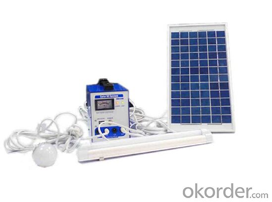 CNBM Solar Home System Roof System Capacity-145W