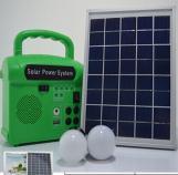 Sistema doméstico solar para tejado CNMB con 30W de capacidad