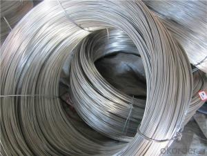 SAE1006Cr Carbon Steel Wire Rod 17mm for Welding
