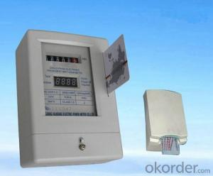 THREE PHASE ELECTRONIC PREPAYMENT ENERGY METER
