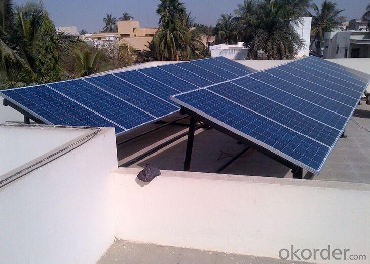Off Grid Sun Power System Meet 150W Solar Panel