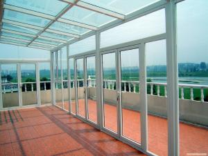 Professional Double Glazing Aluminum Sliding Doors