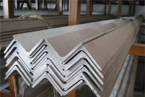 HRB400 stainless steel angle for construction