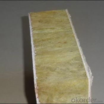 Building Material Supplier Rock Wool Blanket