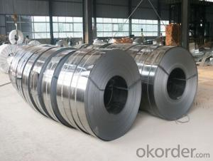 Hot-dip Zinc Coating Steel Coil -On sale China