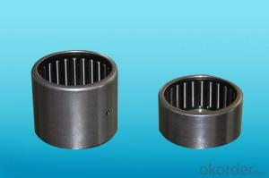 HK 3818 Drawn Cup Needle Roller Bearings HK Series High Precision