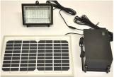 Sistema doméstico solar para tejado CNMB con 60W de capacidad