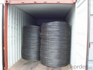 SAE1006Cr Carbon Steel Wire Rod 11mm for Welding