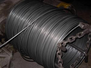 SAE1006Cr Carbon Steel Wire Rod 13mm for Welding