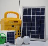 Sistema doméstico solar para tejado CNMB con 40W de capacidad