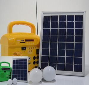 CNBM Solar Home System Roof System Capacity-40W