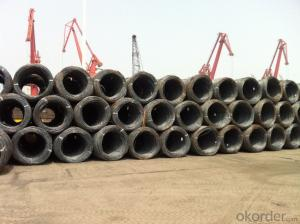 Hot Rolled Wire Rods in Material Grade SAE1008