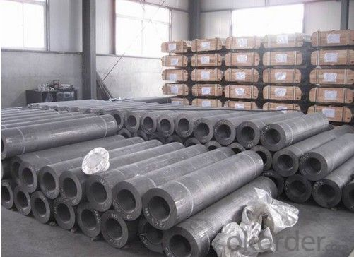 Graphite Electrodes UHP with Nipples for Steel Plant
