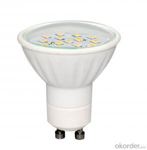 LED  Spot light   GU10-DC051-5W-COB-WW Warm White