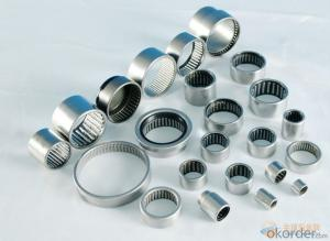 HK 3820 Drawn Cup Needle Roller Bearings HK Series High Precision