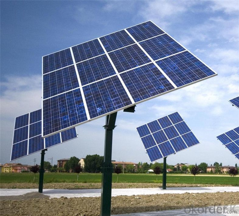 265W Solar Panels for Home Use Solar Power System