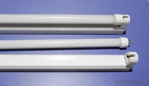 LED TUBE LIGHT 14W 90CM RA>70 PF 0.6 AC180-265 INPUT VOLTAGE  GLASS