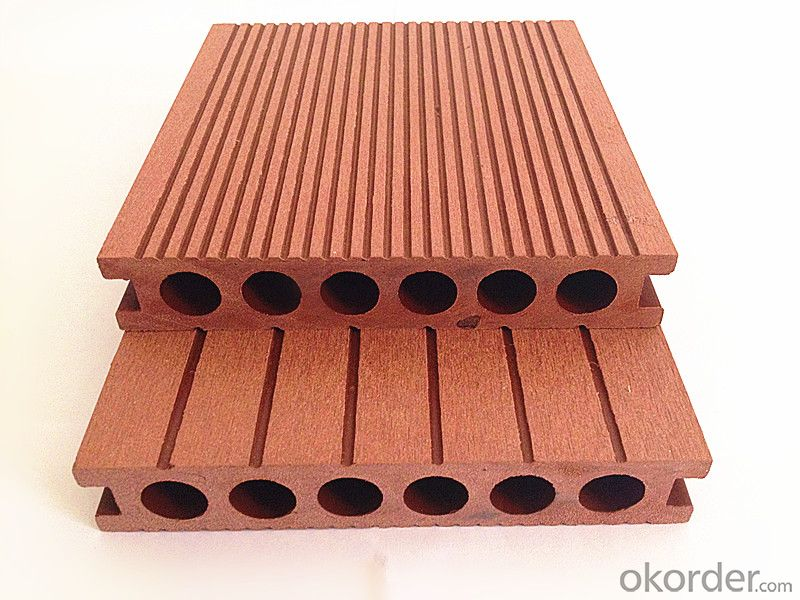 wood plastic composite decking floor wpc board price MADE IN CHINA