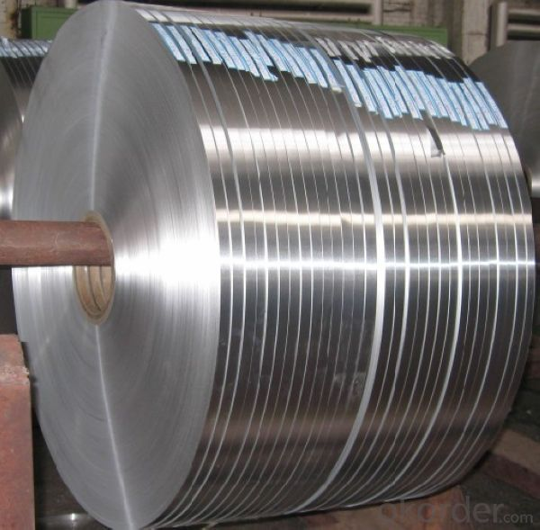 High quality Aluminum Strips used for Power Cable Bright Surface