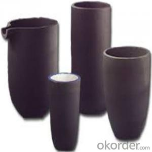 Clay Graphite Crucible,SiC Crucibles For Melting Aluminium And Copper, Brass