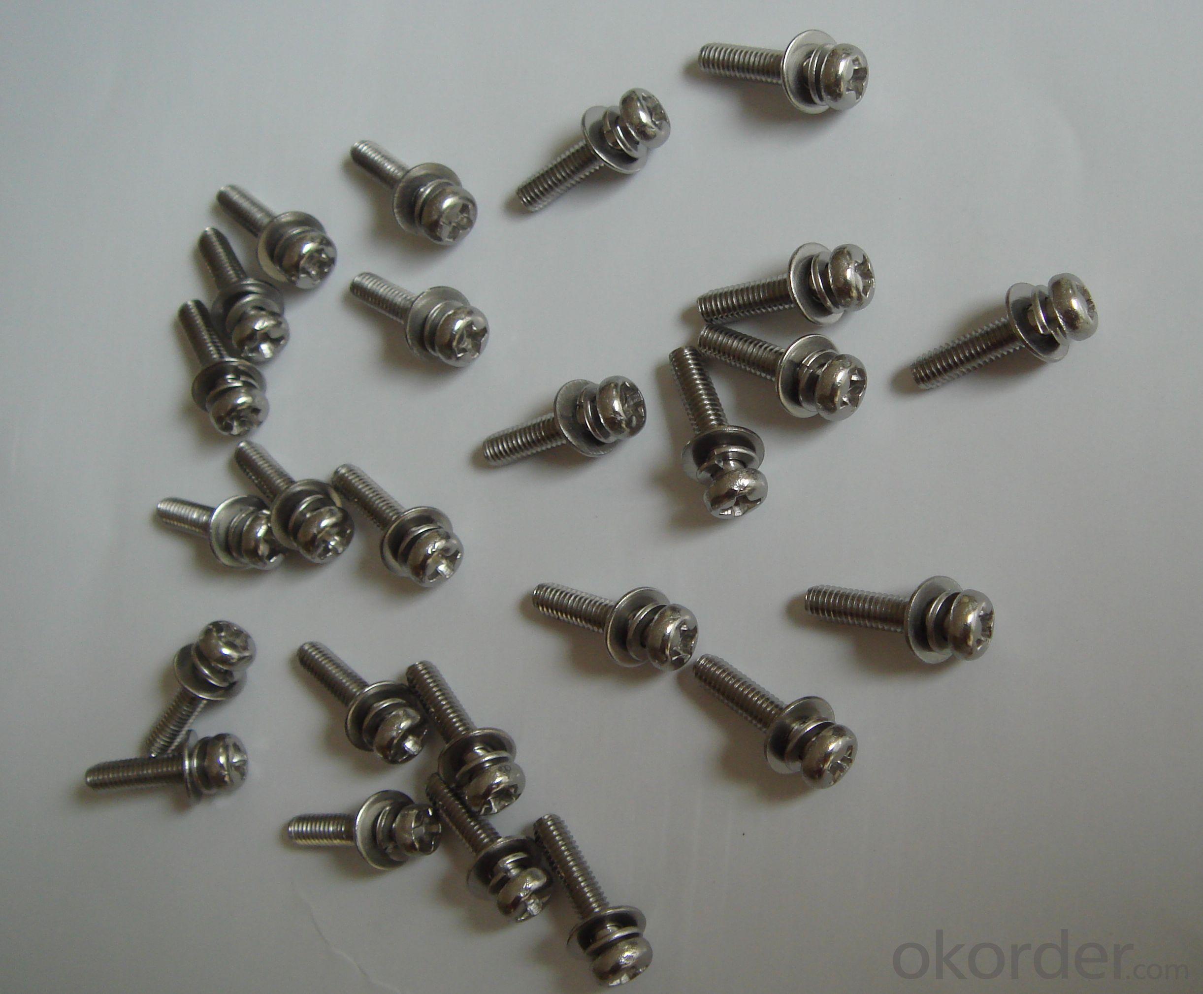 Steel Stainless Steel DIN7981 ISO 7049 Cross Recessed Phil Pan Head Self Tapping Screws