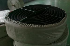 Rubber Hose/Corrugated Plastic flexible hose with POE material