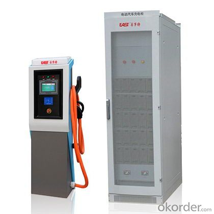 Split-type DC Charging Equipment is Used for Electric Vehicle