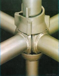 Cup-lock Scaffolding with Competitive Prices,  with HDG